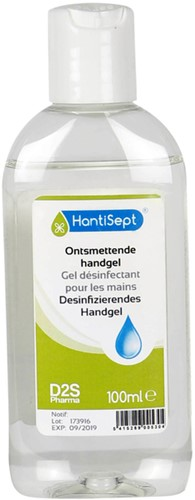 Desinfectie handgel Hantisept 100ml