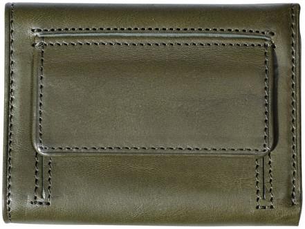 Portemonnee Tony Perotti Furbo Pure RFID leer groen