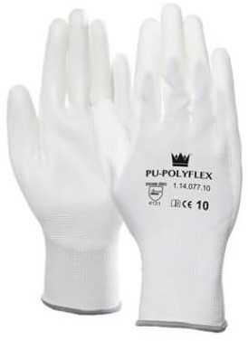 OXXA® Builder 14-077 Handschoen Wit 10/XL