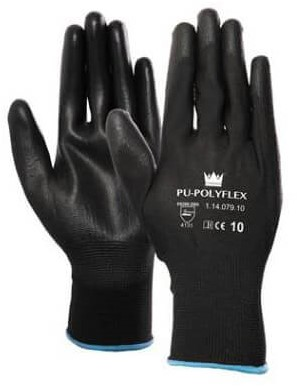 OXXA® Builder 14-079 Handschoen Zwart 10/XL