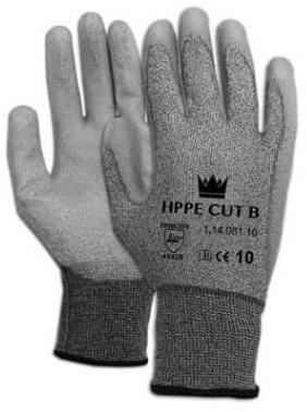 HPPE Cut B Handschoen Grijs 8