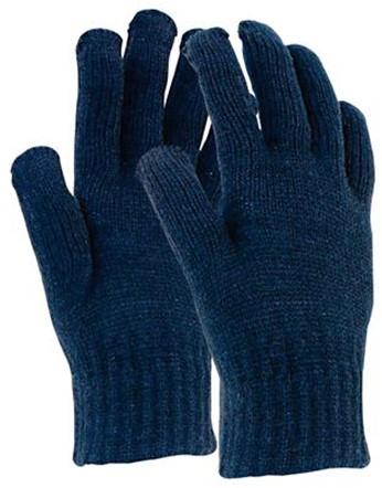 Rondgebreide Acryl Handschoen 10