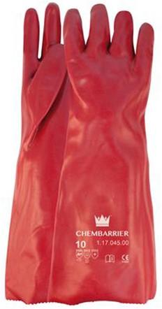 OXXA® Cleaner 17-045 Handschoen Rood 10/XL - 450 mm
