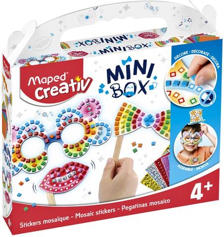 Knutselset Maped Mini Box mozaiëk