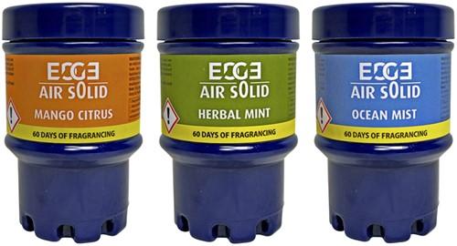 Luchtverfrisser Green Air assorti 6st