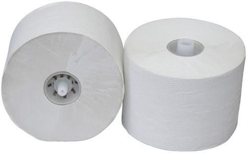 Toiletpapier Blanco doprol 1-laags 1087vel 36rol