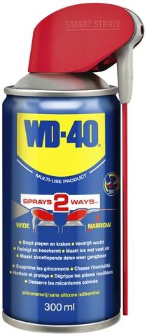 Spray multi-use WD-40 Smart Straw 300ml