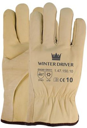 OXXA® Driver-Pro-Winter 47-150 Handschoen 11/XXL