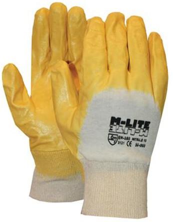 OXXA® Cleaner 50-000 Handschoen Geel/wit 9/L