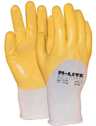 OXXA® Cleaner 50-002 Handschoen Geel/wit 9/L