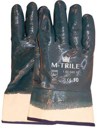 OXXA® Cleaner 50-040 Handschoen Blauw/wit 10/XL