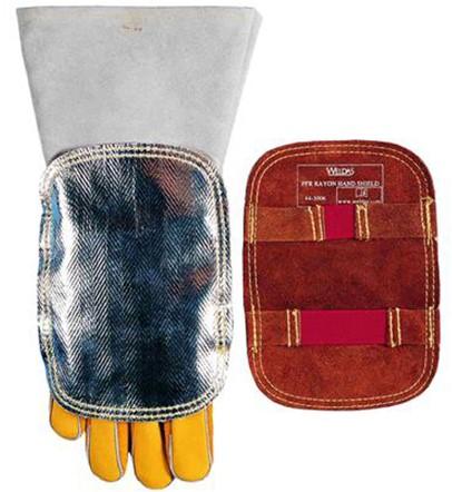 Handbeschermer Zilvergrijs One Size