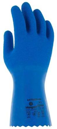 Ansell AlphaTec 87-029 Handschoen Blauw 9