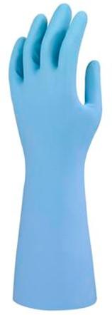 Ansell AlphaTec 37-007 Handschoen Blauw S - 330 mm
