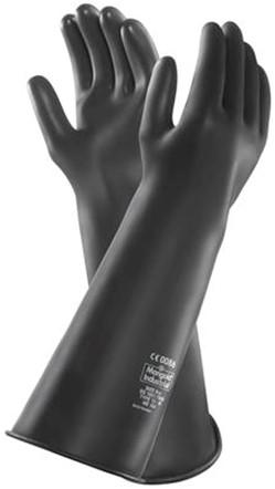 Ansell AlphaTec 87-104 Handschoen Zwart 7½
