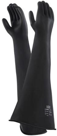 Ansell AlphaTec 87-105 Handschoen Zwart 7