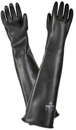 Ansell AlphaTec 87-108 Handschoen Zwart 7