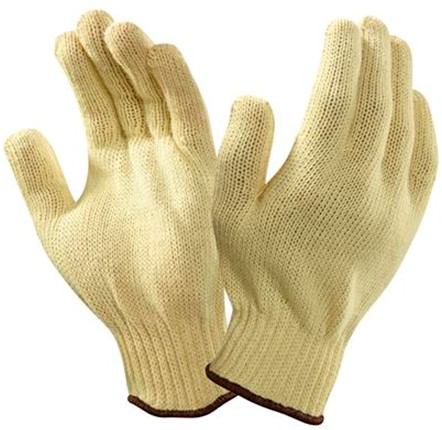 Ansell Hyflex 70-215 Handschoen Geel 8
