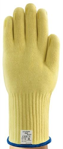 Ansell ActivArmr 43-113 Handschoen Geel 10