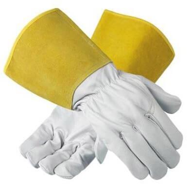 Ansell ActivArmr 43-217 Handschoen Wit/geel 11