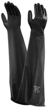 Ansell AlphaTec 55-306 Handschoen Zwart 9