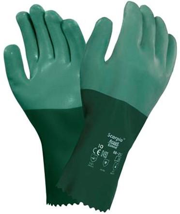 Ansell AlphaTec 08-352 Handschoen Groen 8