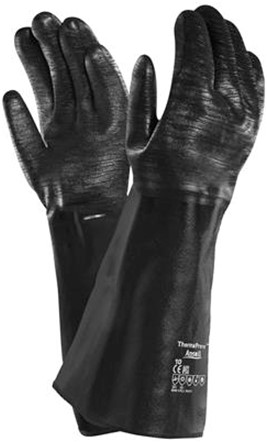 Ansell AlphaTec 19-024 Handschoen Zwart 10