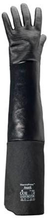 Ansell AlphaTec 19-026 Handschoen Zwart 8