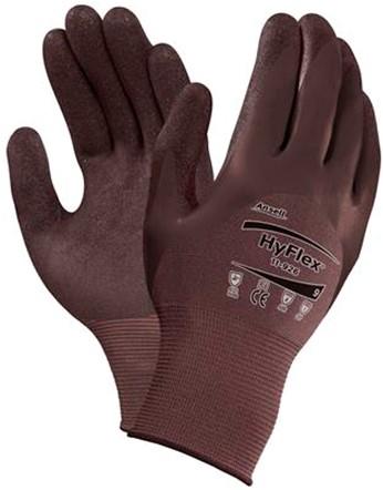 Ansell HyFlex 11-926 Handschoen Paars 6