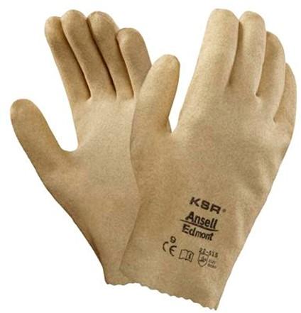 Ansell KSR 22-515 Handschoen Geel 7