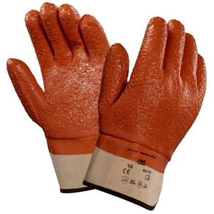 Ansell Winter Monkey Grip 23-173 Handschoen Bruin 10