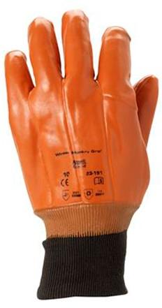 Ansell Winter Monkey Grip 23-191 Handschoen Bruin 10