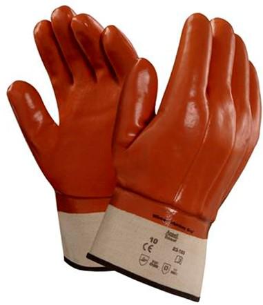 Ansell Winter Monkey Grip 23-193 Handschoen Bruin 10