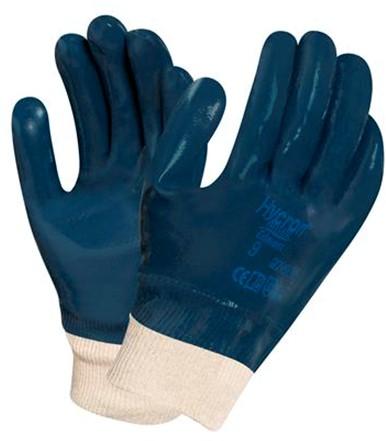 Ansell ActivArmr Hycron 27-602 Handschoen Blauw/wit 9