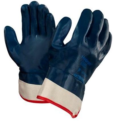 Ansell ActivArmr Hycron 27-805 Handschoen Blauw/wit 10