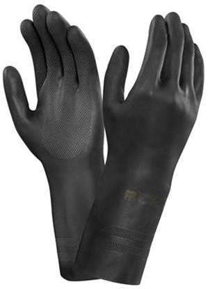 Ansell AlphaTec 29-500 Handschoen Zwart 8