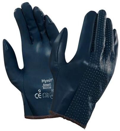 Ansell Hynit 32-125 Handschoen Blauw 10