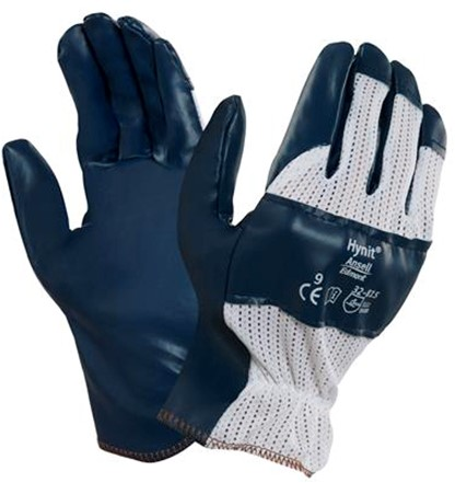 Ansell Hynit 32-815 Handschoen Blauw/wit 7