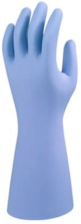 Ansell AlphaTec 37-520 Handschoen Lichtblauw 6½
