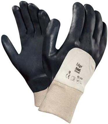 Ansell Edge 40-400 Handschoen Grijs 8