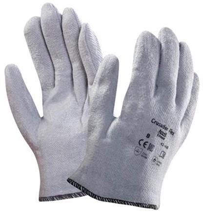 Ansell ActivArmr 42-445 Handschoen Grijs 10 - 240 mm