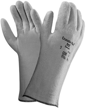 Ansell ActivArmr 42-474 Handschoen Grijs 8 - 330 mm