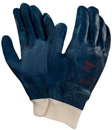 Ansell Hylite 47-402 Handschoen Blauw/wit 7