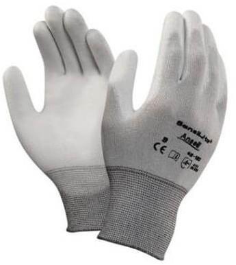 Ansell HyFlex 48-130 ESD Handschoen Grijs 8