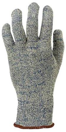 Ansell HyFlex 70-750 Handschoen Geel-blauw 8