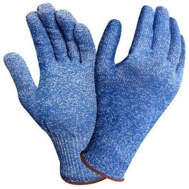 Ansell HyFlex 72-400 Handschoen Blauw 7