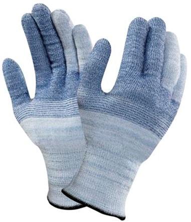 Ansell HyFlex 74-718 Handschoen Blauw 9