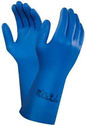 Ansell AlphaTec 79-700 Handschoen Blauw 7