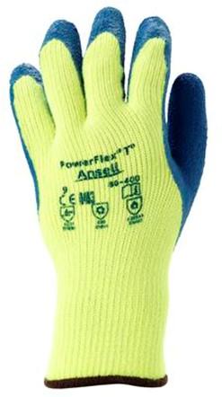 Ansell ActivArmr 80-400 Handschoen Blauw/geel 8
