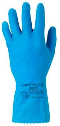 Ansell AlphaTec 87-665 Handschoen Blauw 7½-8